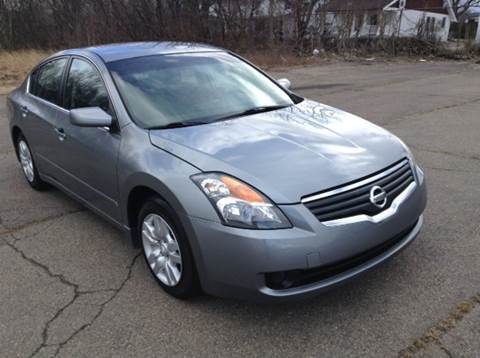 2009 Nissan Altima for sale in Old Forge, PA