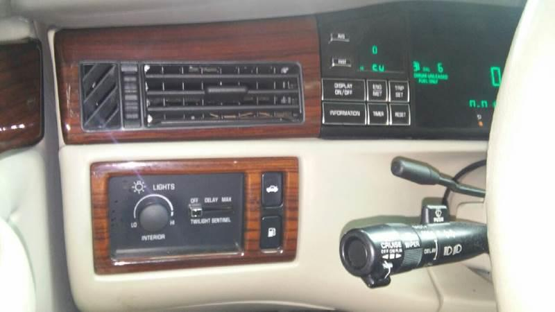 1994 Cadillac DeVille Concours 4dr Sedan - Old Forge PA