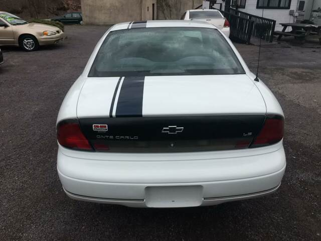 1999 Chevrolet Monte Carlo LS 2dr Coupe - Old Forge PA