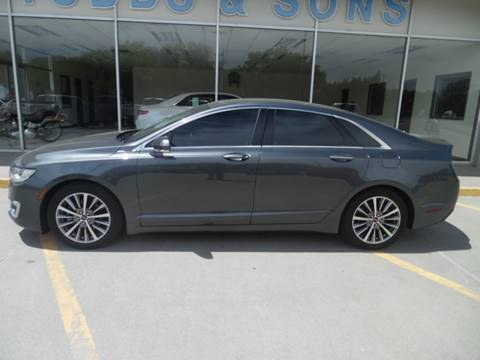 2017 Lincoln MKZ Hybrid for sale in Colby, KS
