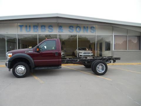 2012 Ford F-450 Super Duty for sale in Colby, KS