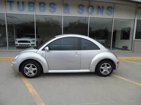 2001 Volkswagen New Beetle for sale in Colby, KS