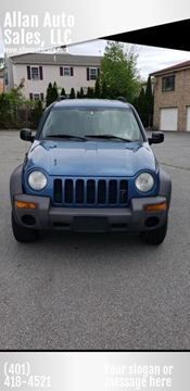 2003 Jeep Liberty for sale in Fall River, MA