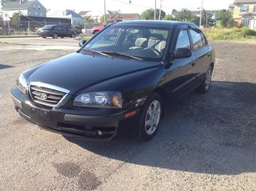 2005 Hyundai Elantra for sale at Allan Auto Sales, LLC in Fall River MA