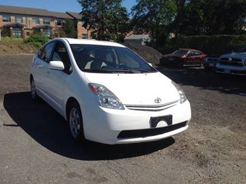 2005 Toyota Prius for sale at Allan Auto Sales, LLC in Fall River MA