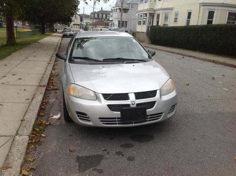 2005 Dodge Stratus for sale at Allan Auto Sales, LLC in Fall River MA