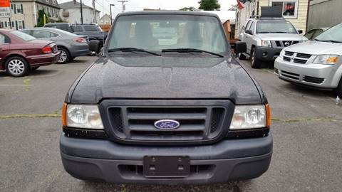 2004 Ford Ranger for sale in Fall River, MA