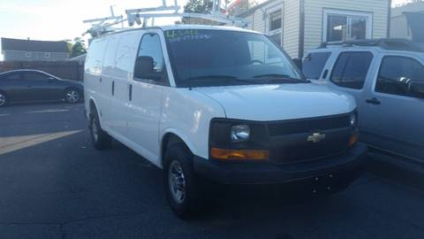 2013 Chevrolet Express Cargo for sale in Fall River, MA