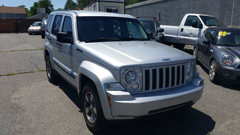 2008 Jeep Liberty for sale in Fall River, MA