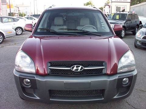 2005 Hyundai Tucson for sale in Fall River, MA
