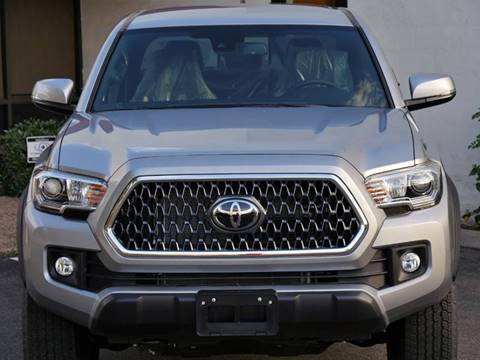 2018 Toyota Tacoma for sale at AZGT LLC in Phoenix AZ