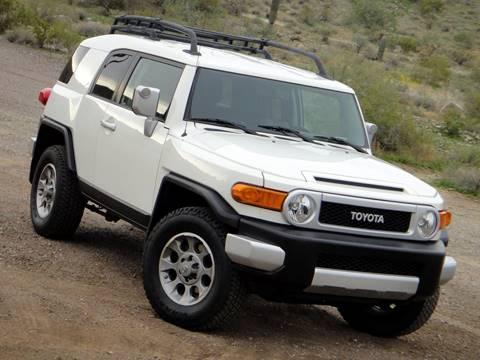 2011 Toyota FJ Cruiser for sale at AZGT LLC in Phoenix AZ