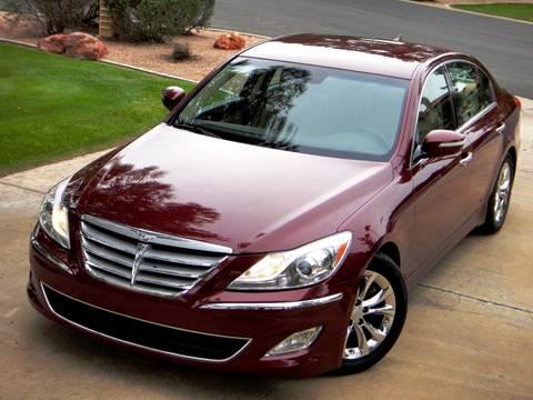 2013 Hyundai Genesis for sale at AZGT LLC in Phoenix AZ