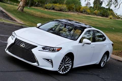 2016 Lexus ES 350 for sale at AZGT LLC in Phoenix AZ