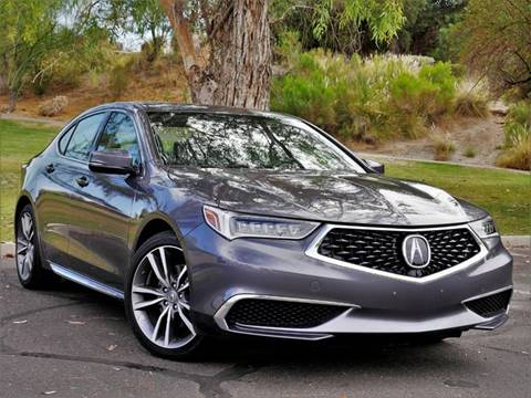 Acura Tlx For Sale >> 2019 Acura Tlx For Sale In Phoenix Az