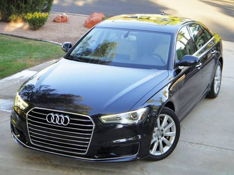 2016 Audi A6 for sale at AZGT LLC in Phoenix AZ