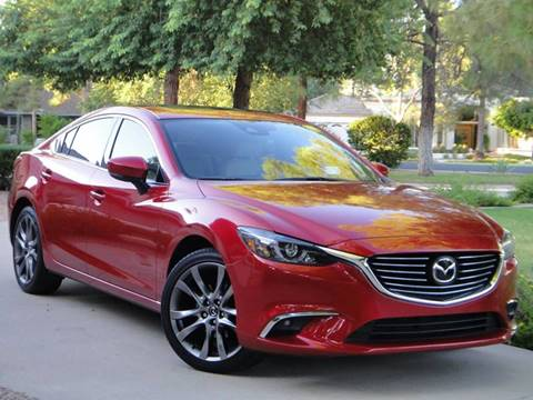 2017 Mazda MAZDA6 for sale at AZGT LLC in Phoenix AZ