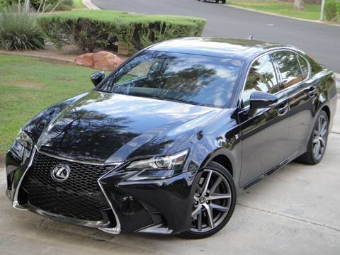 2016 Lexus GS 350 for sale at AZGT LLC in Phoenix AZ