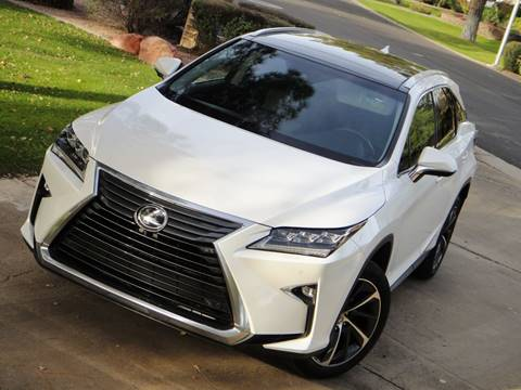 2016 Lexus RX 350 for sale at AZGT LLC in Phoenix AZ