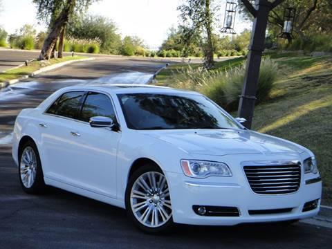 2013 Chrysler 300 for sale at AZGT LLC in Phoenix AZ