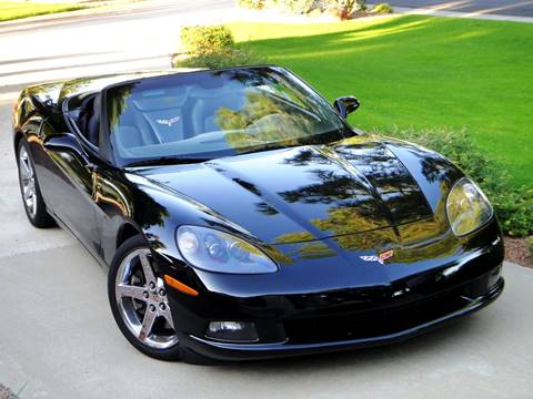 2007 Chevrolet Corvette for sale at AZGT LLC in Phoenix AZ
