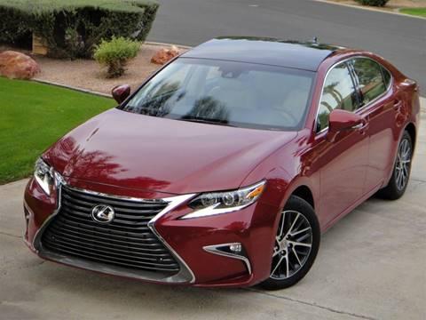2017 Lexus ES 350 for sale at AZGT LLC in Phoenix AZ