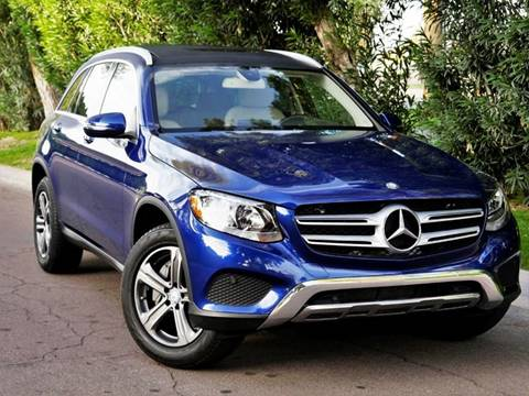 2017 Mercedes-Benz GLC for sale at AZGT LLC in Phoenix AZ