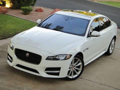 2016 Jaguar XF for sale at AZGT LLC in Phoenix AZ