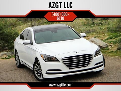 2015 Hyundai Genesis for sale at AZGT LLC in Phoenix AZ