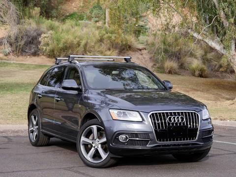 2017 Audi Q5 for sale at AZGT LLC in Phoenix AZ