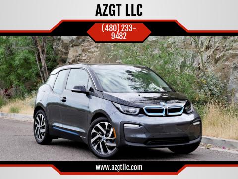 2018 BMW i3 for sale at AZGT LLC in Phoenix AZ