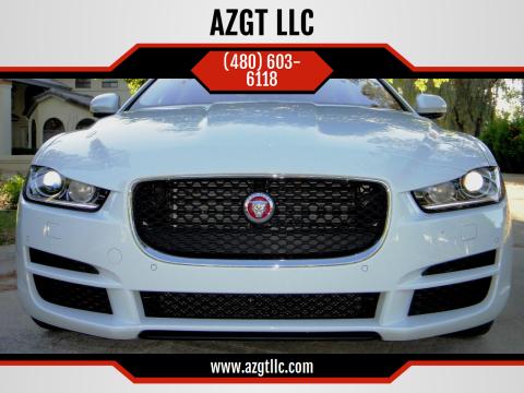 2017 Jaguar XE for sale at AZGT LLC in Phoenix AZ
