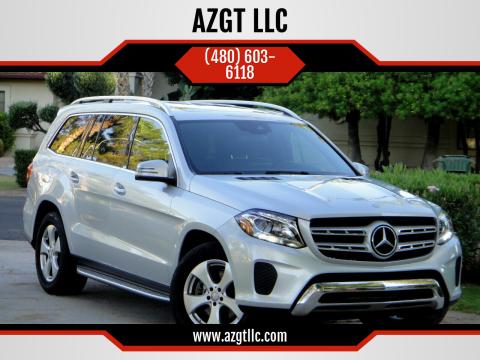 2017 Mercedes-Benz GLS for sale at AZGT LLC in Phoenix AZ