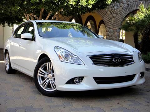 2013 Infiniti G37 Sedan for sale at AZGT LLC in Phoenix AZ