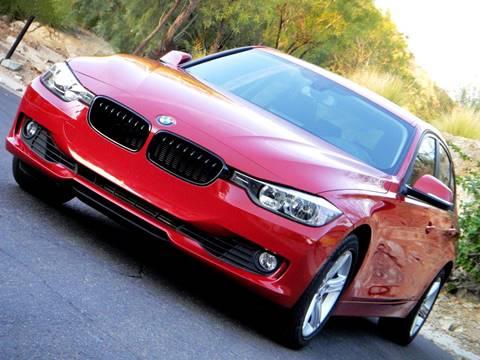 2013 BMW 3 Series for sale at AZGT LLC in Mesa AZ