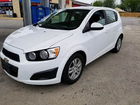2012 Chevrolet Sonic for sale at Nonstop Motors in Indianapolis IN