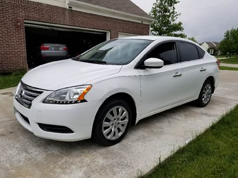 2015 Nissan Sentra for sale at Nonstop Motors in Indianapolis IN