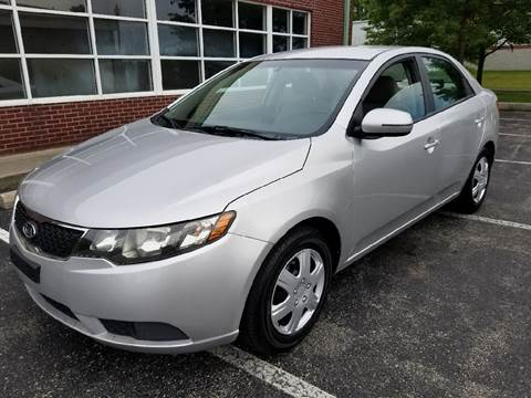 2012 Kia Forte for sale at Nonstop Motors in Indianapolis IN