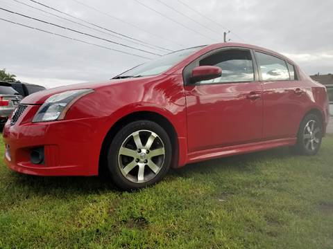 2012 Nissan Sentra for sale at Nonstop Motors in Indianapolis IN