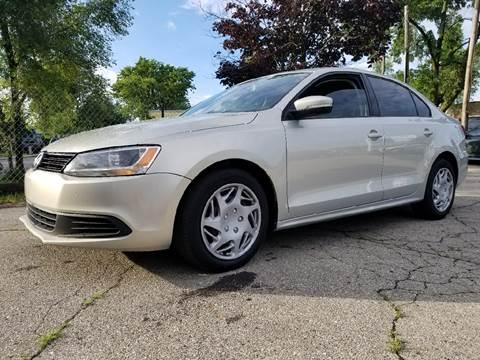 2011 Volkswagen Jetta for sale at Nonstop Motors in Indianapolis IN