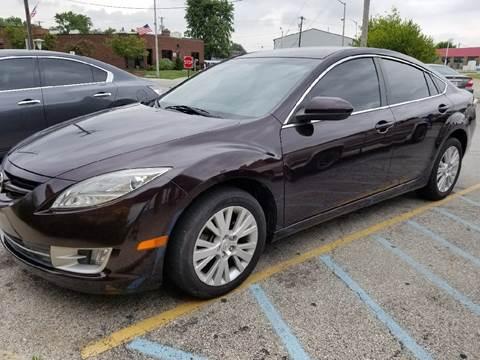 2010 Mazda MAZDA6 for sale at Nonstop Motors in Indianapolis IN