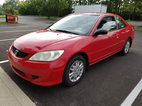 2004 Honda Civic for sale at Nonstop Motors in Indianapolis IN