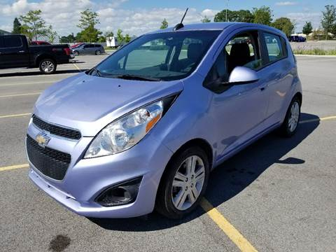 2015 Chevrolet Spark for sale at Nonstop Motors in Indianapolis IN