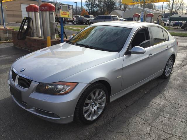 2007 BMW 3 Series for sale at Nonstop Motors in Indianapolis IN
