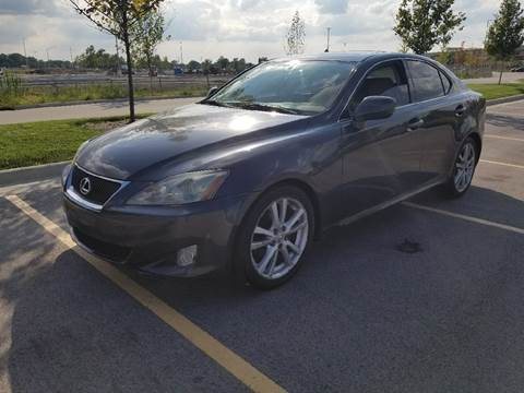 2007 Lexus IS 250 for sale at Nonstop Motors in Indianapolis IN