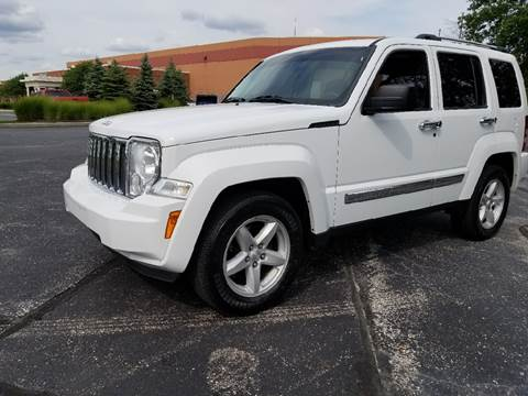 2012 Jeep Liberty for sale at Nonstop Motors in Indianapolis IN