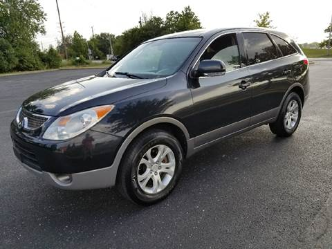 2007 Hyundai Veracruz for sale at Nonstop Motors in Indianapolis IN