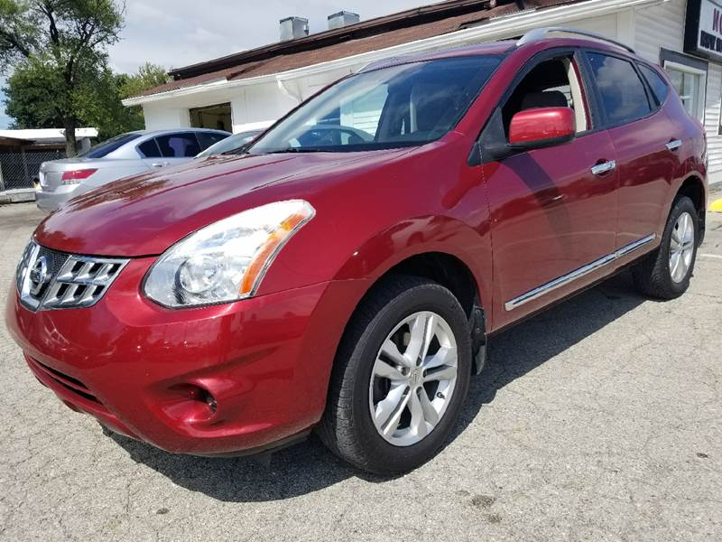 2012 Nissan Rogue SV 4dr Crossover   Indianapolis IN