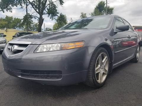 2004 Acura TL for sale at Nonstop Motors in Indianapolis IN