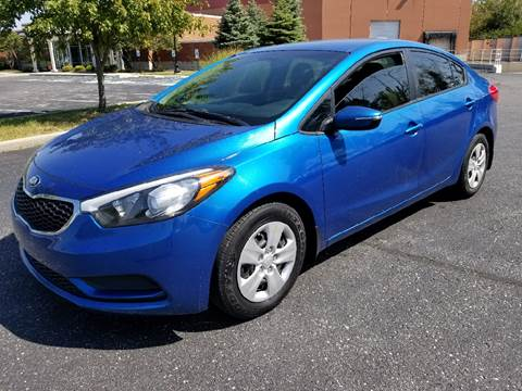 2015 Kia Forte for sale at Nonstop Motors in Indianapolis IN